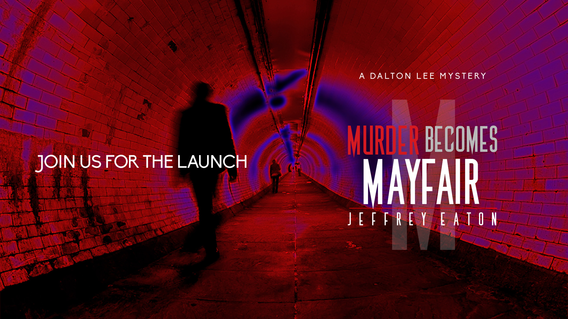 Murder Becomes Mayfair book launch
