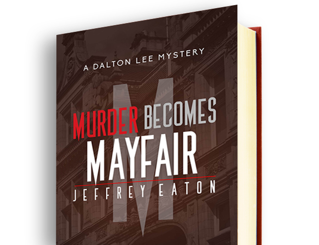 Murder Becomes Mayfair